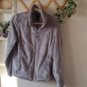 Sage green THE NORTH FACE COZY PLUSH JACKET M